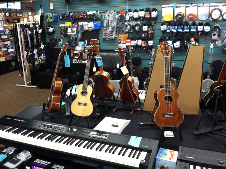 The Symphony Music Shop | Music lessons, New Bedford, MA ...