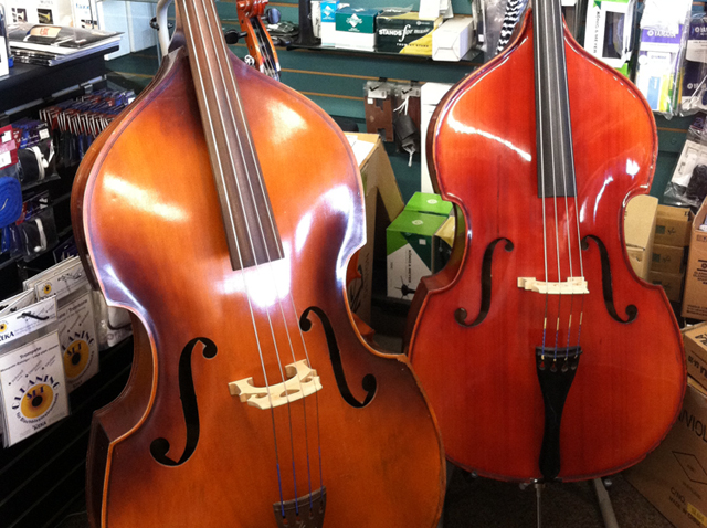The Symphony Music Shop, North Dartmouth, MA, offers an incredible selection of top-name musical and orchestral instruments, musical equipment, and accessories