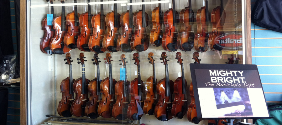 The Symphony Music Shop | Music lessons, New Bedford, MA, instrument