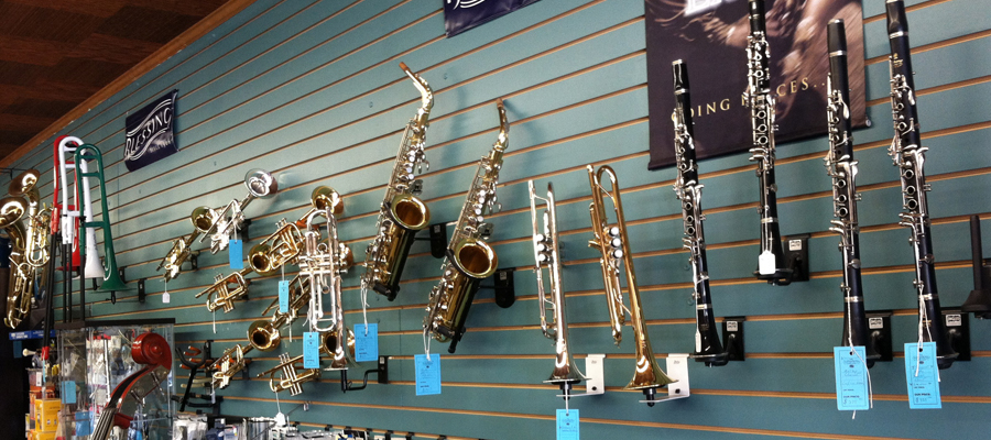 The Symphony Music Shop | Music lessons, New Bedford, MA
